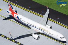 Gemini 200 Titan Airways UNITED KINGDOM Airbus A321-251NX G-XATW with stand Scale 1/200 G2RAF1012