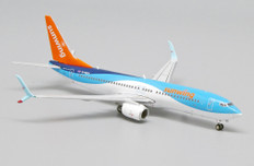 JC Wings Sunwings Airlines Boeing 737-800 G-FDZY Scale 1/400 JCLH4204