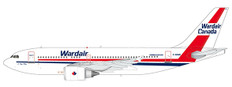 JC Wings Wardiar Airbus A310-300 C-GDWD Scale 1/200 JC2789