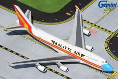 Gemini Jets Kalitta Mask Livery Boeing 747-400F Scale 1/400 GJCKS1999