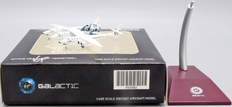 JC Wings White Knights Spaceship 2 Virgin Galactic New Livery N348MS Scale 1/400 JCVG4002