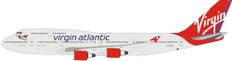 WB Models Virgin Atlantic Airways Boeing 747-400 G-VROY 1/200 WBVR744OY