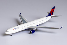 NG Models Delta Airlines Airbus A330-300 N806NW Scale 1/400 62021