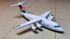 Jet-x SAA Airlink BAE-146 Scale 1/400
