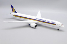 JC Wings Singapore 1000th Boeing 787-10 Dreamliner 9V-SCP Scale 1/200 JCEW278X003A
