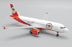 JC Wings Air Berlin Fan Force One Airbus A320 D-ABFK Scale 1/200 JCLH2202