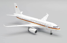 JC Wings German Air Force Airbus A319 15+01 Scale 1/200 JCLH2247