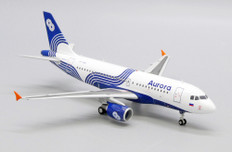 JC Wings Aurora Airbus A319 VP-BWK Scale 1/200 JCLH2249