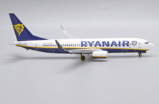 JC Wings Ryanair (Malta Air) Boeing 737-800 9H-QCN With Stand Scale 1/200 JC2439