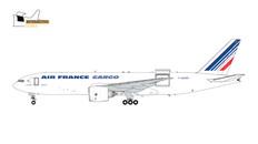 Gemini 200 Air France Cargo B777F Optional Doors Open/Closed F-GUOC Scale 1/200 G2AFR956