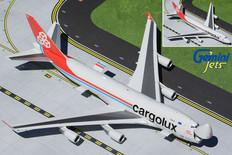 Gemini 200 Cargolux Boeing 747-400ERF LX-LXL Operational Cargo Doors Scale 1/200 G2CLX933