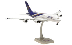 Hogan Wings Thai Airbus A380 HS-TUD and gear Scale 1/200 HG0953GR