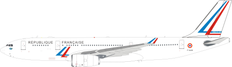 Inflight 200 French Air Force Airbus A330-243 F-ULCS with stand Scale 1/200 IF332FAF332
