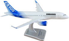 Limox models Bombardier CS100 House Color Scale 1/200 AS11