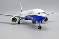JC Wings Boeing Company House Eco Demonstrator Livery Boeing 777-200 N772ETwith stand Scale 1/200 JC2320