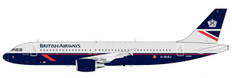 JC Wings  British Airways Landor Livery Airbus A320 G-BUSJ with Stand Scale 1/200 EW2320007