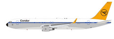 WB Models Condor Boeing 767-300 D-ABUM with stand Scale 1/200 WB763DE0421
