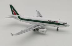 J Fox Alitalia Airbus A319-112 I-BIMI With Stand with stand Scale 1/200 JFA319005