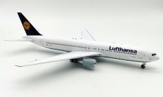 J Fox Lufthansa Boeing 767-300ER D-ABUC with stand Scale 1/200 JF7673001