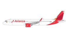 Gemini Jets Avianca Airbus A321neo N761AV Scale 1/400 GJAVA2006