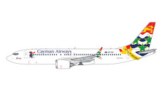 Gemini Jets Cayman Airways Boeing 737 Max 8 VP-CIX Scale 1/400 GJCAY1878