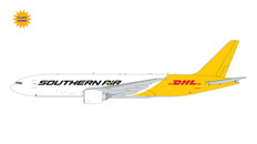Gemini Jets Southern DHL Tail Boeing 777F N775SA Flaps down Scale 1/400 GJSOO2014F