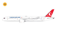 Gemini Jets Turkish Airlines Boeing 787-9 Dreamliner TC-LLO Flaps down Scale 1/400 GJTHY2018F