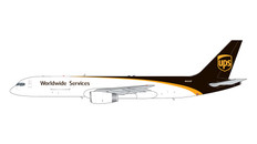 Gemini Jets UPS World Services Boeing 757-200 N464UP Scale 1/400 GJUPS1992