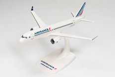 Herpa Snap-fit Air France Airbus A220-300-F-HZUA Scale 1/200 613507