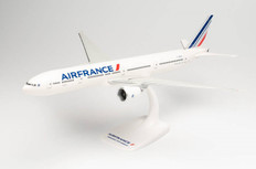 Herpa Snap-fit Air France Boeing 777-300ER -2021 livery F-GSQJ Strasbourg Scale 1/200 613491