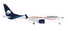Herpa 500 Aeroméxico Boeing 737 Max 8 – XA-MAK Scale 1/500 535595