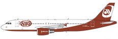 JC Wings Niki Airbus A320 D-ABHH Scale 1/400 JCLH4097