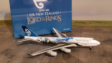Aragorn Lord of the rings Air New Zealand Boeing 747-400 Scale 1/400