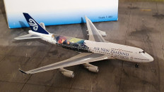 Lord of the rings Air New Zealand Boeing 747-400 Scale 1/400