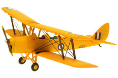 Aviation 72 RAF Trainer DH82A Tiger Moth N6537 Scale 1/72 AV7221004