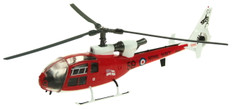 Aviation 72 Westland Gazelle HT.2 Royal Navy Sharks Aerobatic Team Scale 1/72  AV7224003
