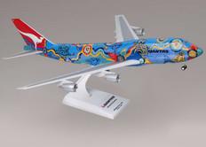 "Skymarks Qantas ""Nalanji Dreaming"" Boeing 747-300 With Gear Scale 1/200 SKR086"