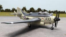 Aviation 72 Fairey Gannet XA420 333 824 NAS HMS Albion 1957 Scale 1/72 AV7252001