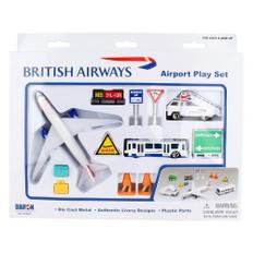 British Airways toy airport playset RT6001A