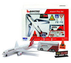 Qantas Toy airport toy playset RT8551