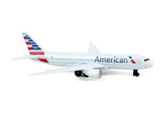 American Airlines toy diecast aircraft  Boeing 777 RT1664