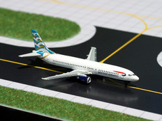 GEMINI JETS BRITISH AIRWAYS  BOEING 737-400 G-TREN SCALE 1/400 GJBAW485