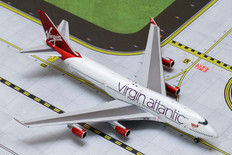 GEMINI JETS VIRGIN ATLANTIC B747-400 RUBY TUESDAY G-VXLG SCALE 1/400