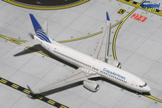 Gemini Jets Copa Airlines Boeing 737-800 HP-1719CMP Scale 1/400 GJCMP1359