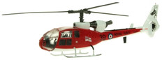 Aviation 72 Westland Gazelle Royal Navy 705 NAS Culdrose XX436/CU39 Gordon Scale 1/72 AV7224009