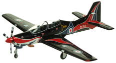 Aviation 72 Short Tucano T1 RAF Trainer ZF317 2009 Display Season Scale 1/72 AV7227007