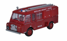 OX76LRC002 - 1/76 LAND ROVER FT6 CARMICHAEL WESTLAND AIRCRAFT LTD