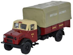 OX76BD005 - 1/76 BRITISH RAIL BEDFORD OY 3 TON GS