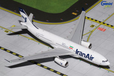 GEMINI JETS IRAN AIR A330-200 (New Livery) EP-IJA SCALE 1/400