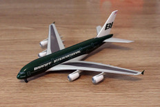 Jet -x Braniff Green A380 Scale 1/400